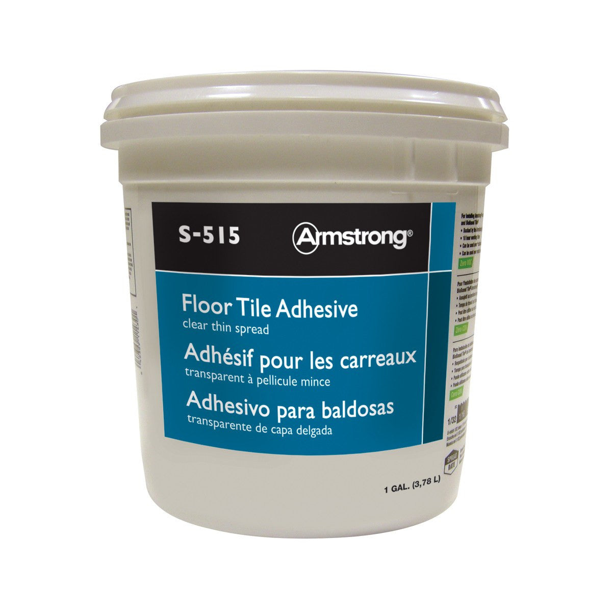 armstrong vct adhesive s 515 vinyl floor tile glue. Black Bedroom Furniture Sets. Home Design Ideas