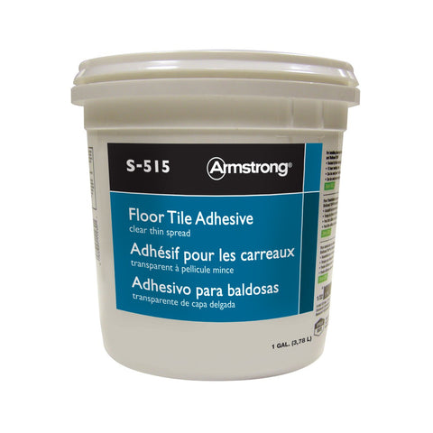 1 Gallon VCT Tile Adhesive S-515