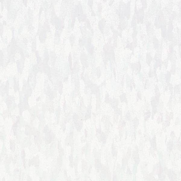 Armstrong White Out 57518 VCT Tile Day Care Flooring