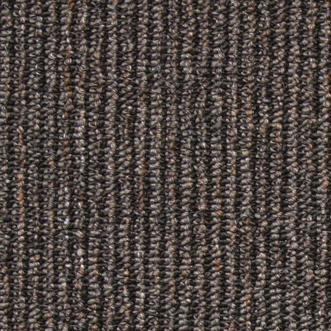 "Kraus Charcoal 704102 Carpet 19.7"" x 19.7"" Danube"