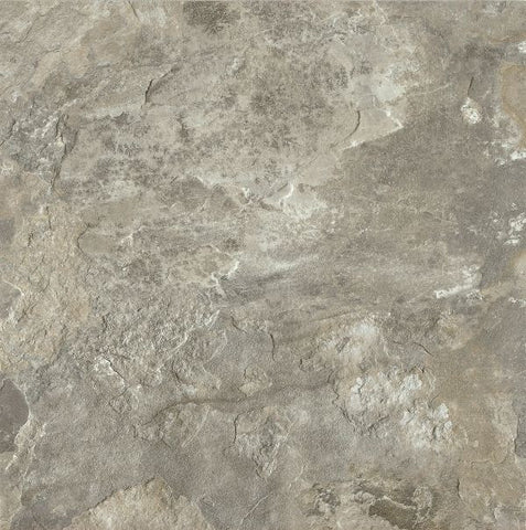 "Armstrong Light Gray D7113 Luxury Vinyl Tile (LVT) 12"" x 24"" Alterna"