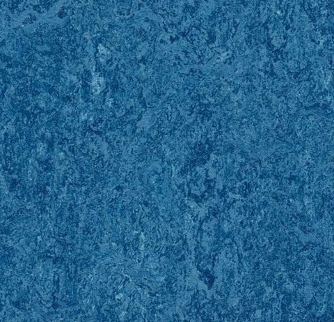 "Forbo Blue 3030 MCT - Marmoleum Composition Tile 13"" x 13"" MCT"