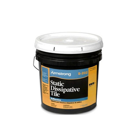 4 Gallon Static Dissipative Tile Adhesive S-202