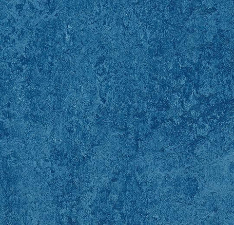 Forbo Blue t3030 Marmoleum Modular Color Linoleum Tile