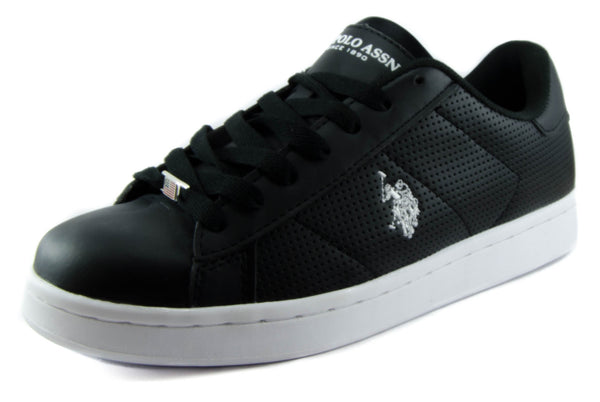 "U.S. Polo Assn. ""Montana"" Mens Court Tennis Sneakers 8.5 US"