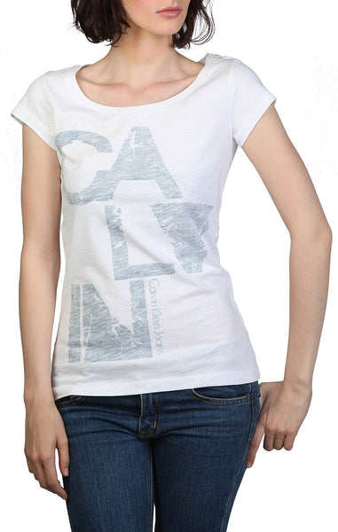 Calvin Klein T-Rex Womens Short Sleeved T-Shirt