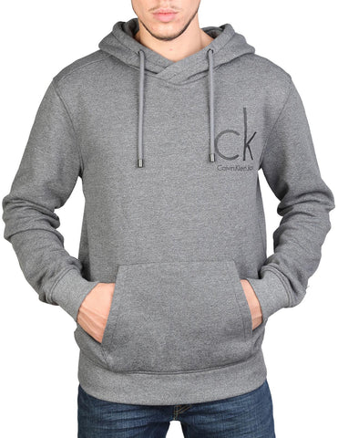 Calvin Klein Hannes Mens Hooded Long Sleeved Sweatshirt