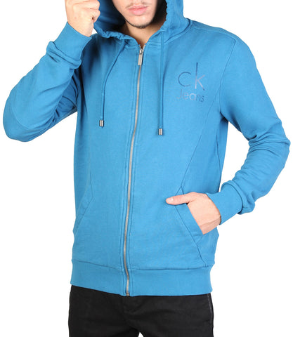 Calvin Klein Harden Mens Hooded Long Sleeved Sweatshirt