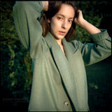 WILLOW GREEN CASUAL coat