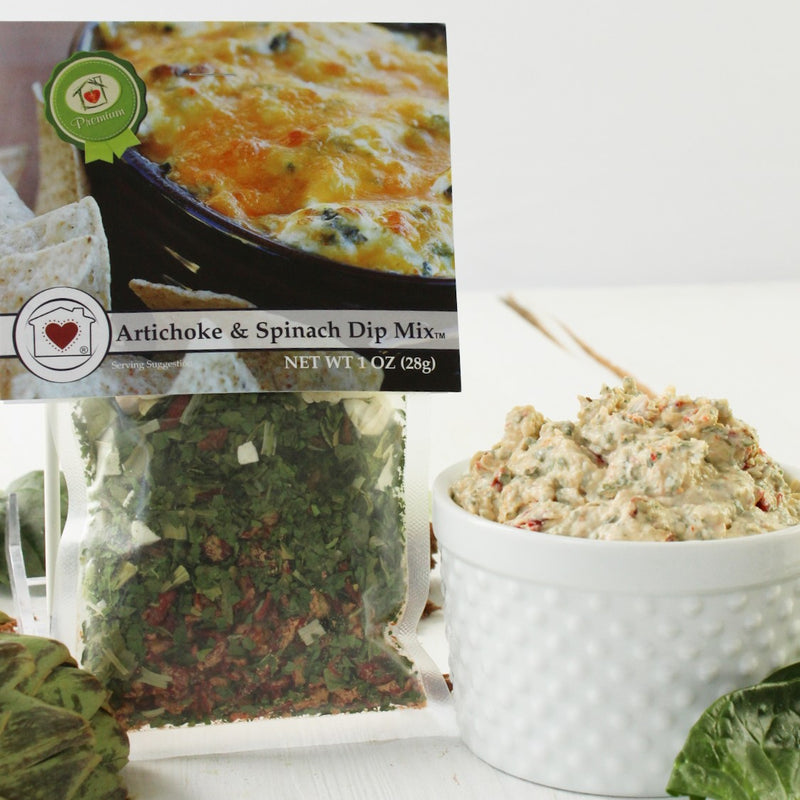 Country Home Creations - Artichoke & Spinach Dip Mix