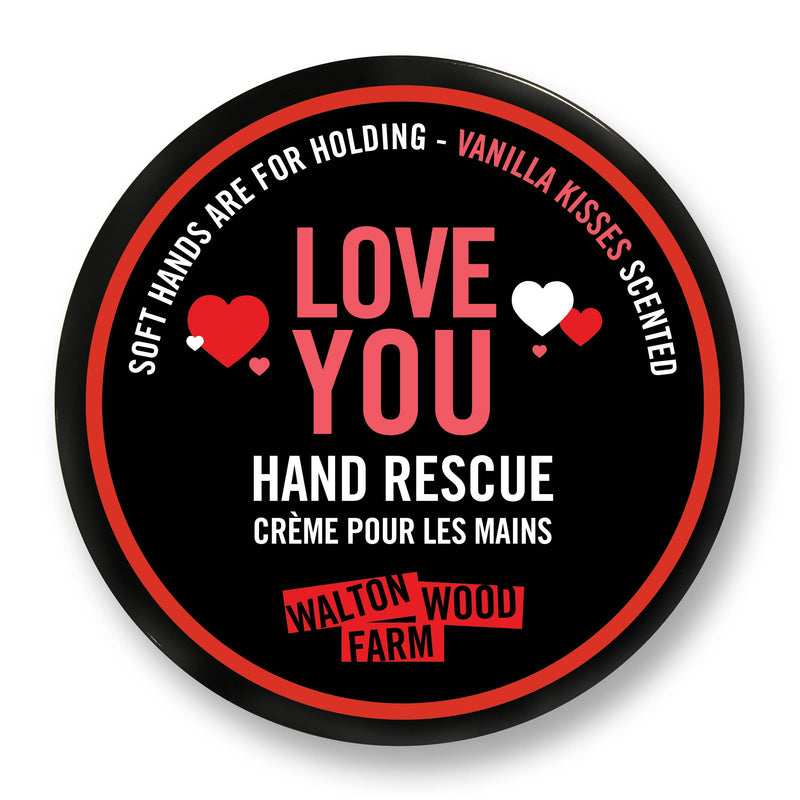Love You! Hand Rescue 4 oz