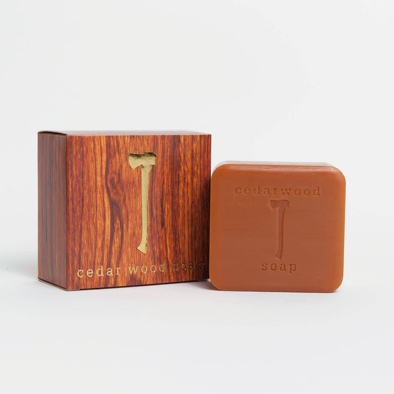 Kalastyle - Cedar Wood Soap