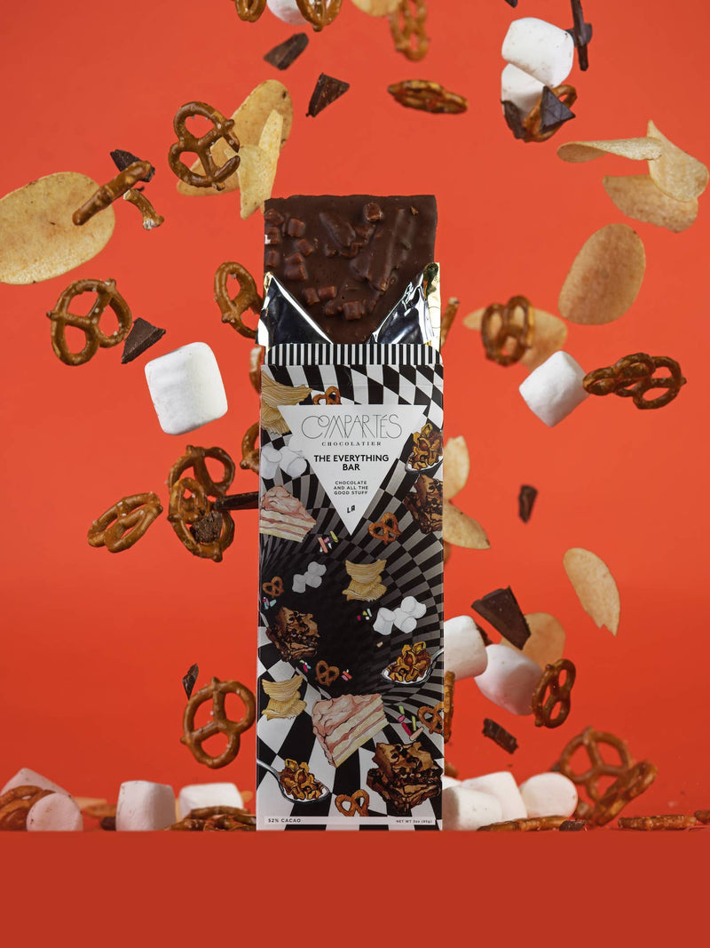 Compartes Chocolate - The Everything Chocolate Bar