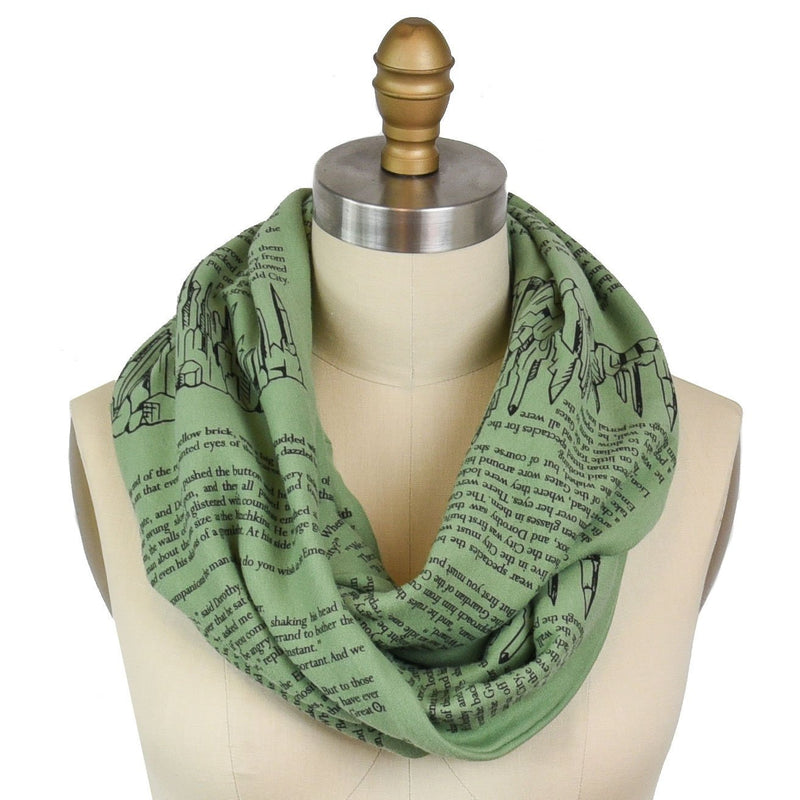Book Scarf - Wizard of Oz
