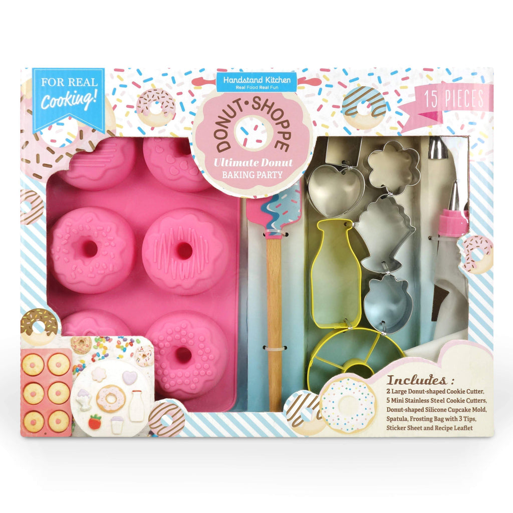 Ultimate Baking Party Set - Donut Shoppe