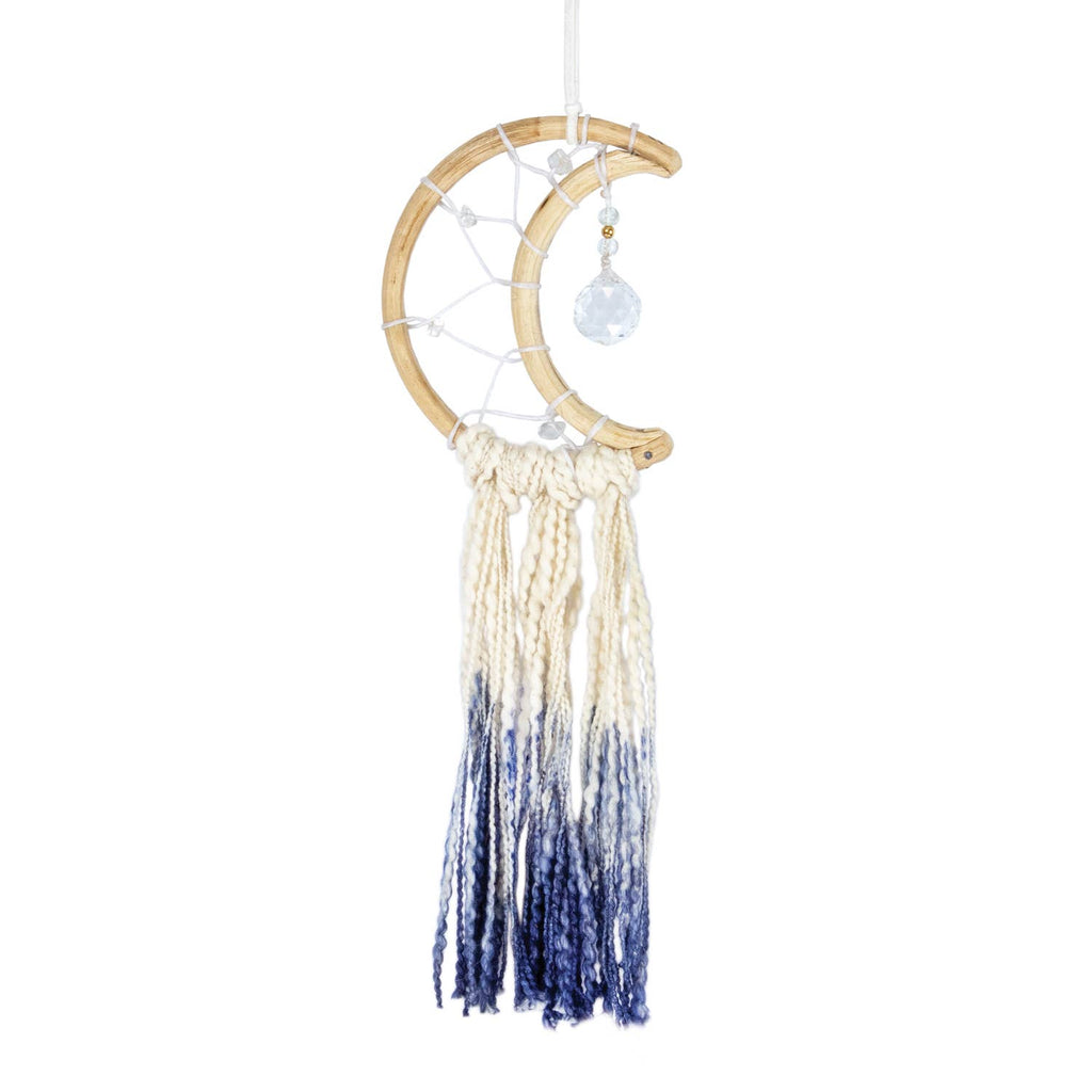 Little Blue Moon Dreamcatcher