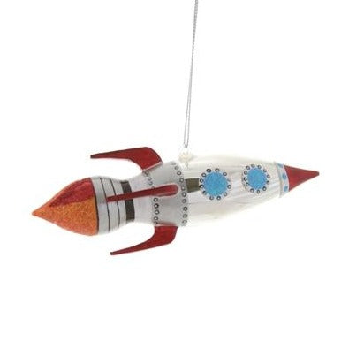 Ornament Rocketship