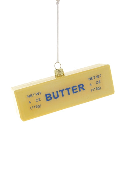 Cody Foster Ornament Stick of Butter