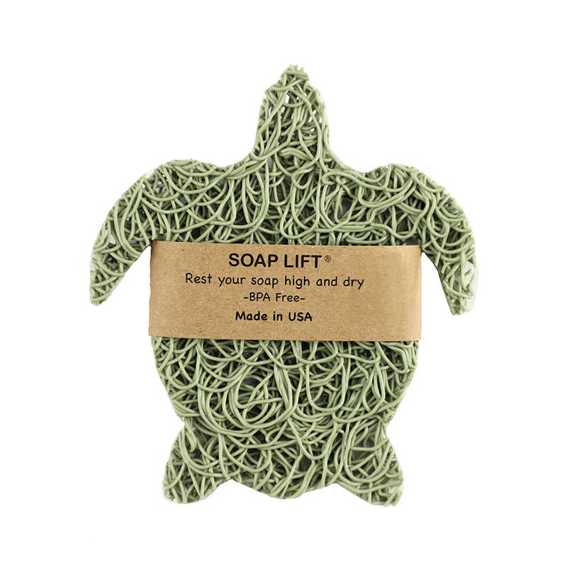 Soap Lift - Sea Turtle Soap Lift - Sage
