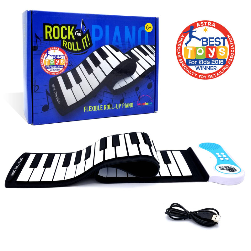 Rock and Roll - Roll Up Piano