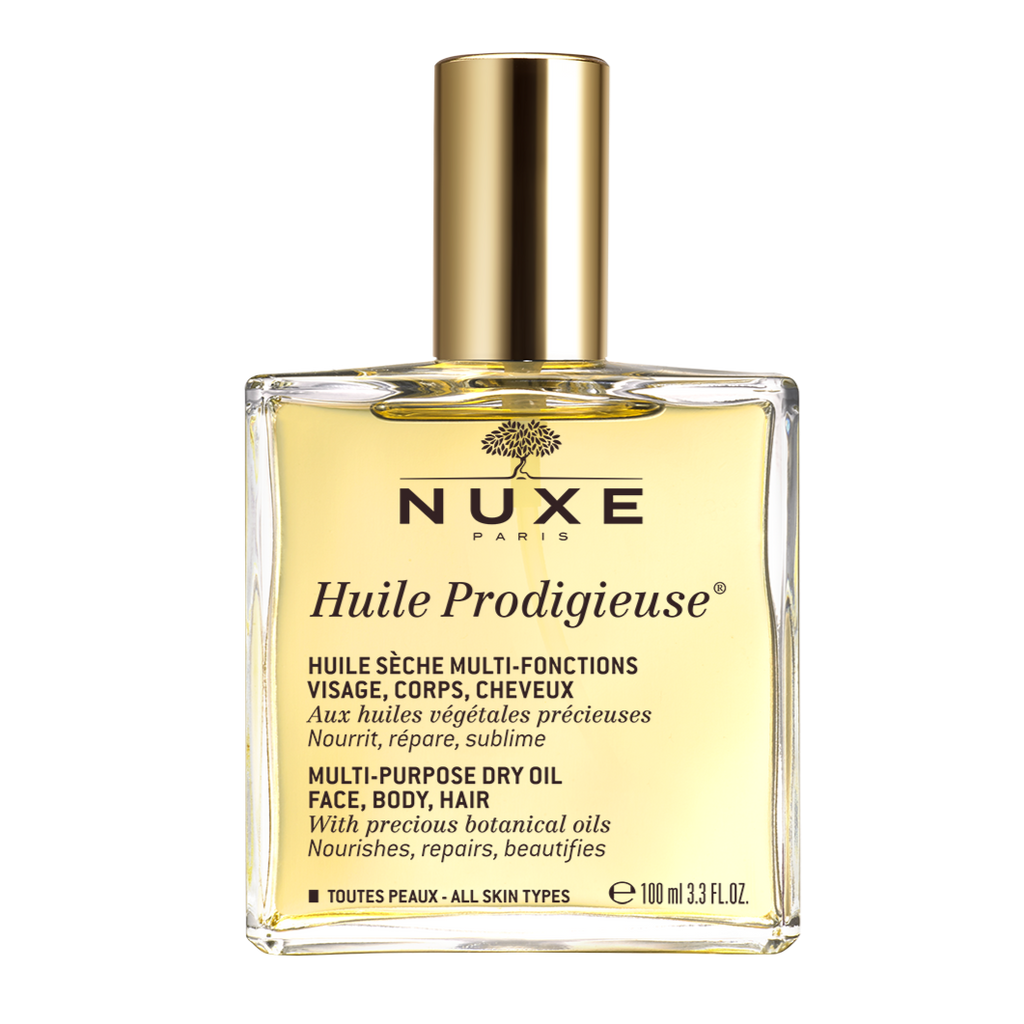 Nuxe & Bio Beaute By Nuxe - Huile Prodigieuse Multi-Purpose Dry Oil  3.4 oz