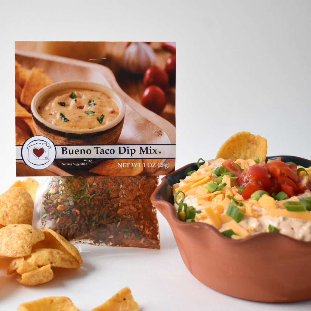 Country Home Creations - Bueno Taco Dip Mix