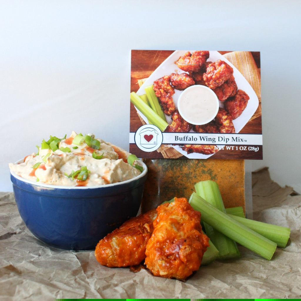 Country Home Creations - Buffalo Wing Dip Mix