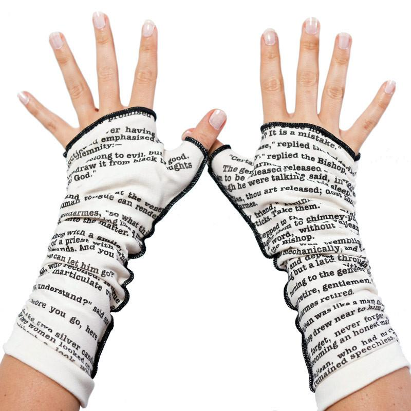 Writing Gloves - Les Miserables