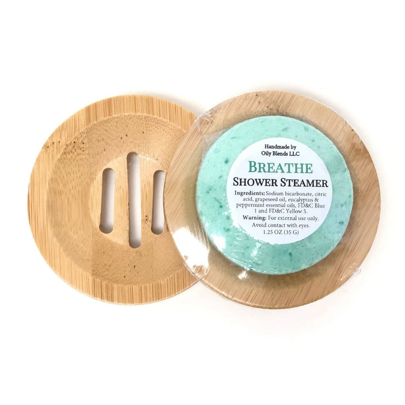 Wooden Shower Steamer Tray