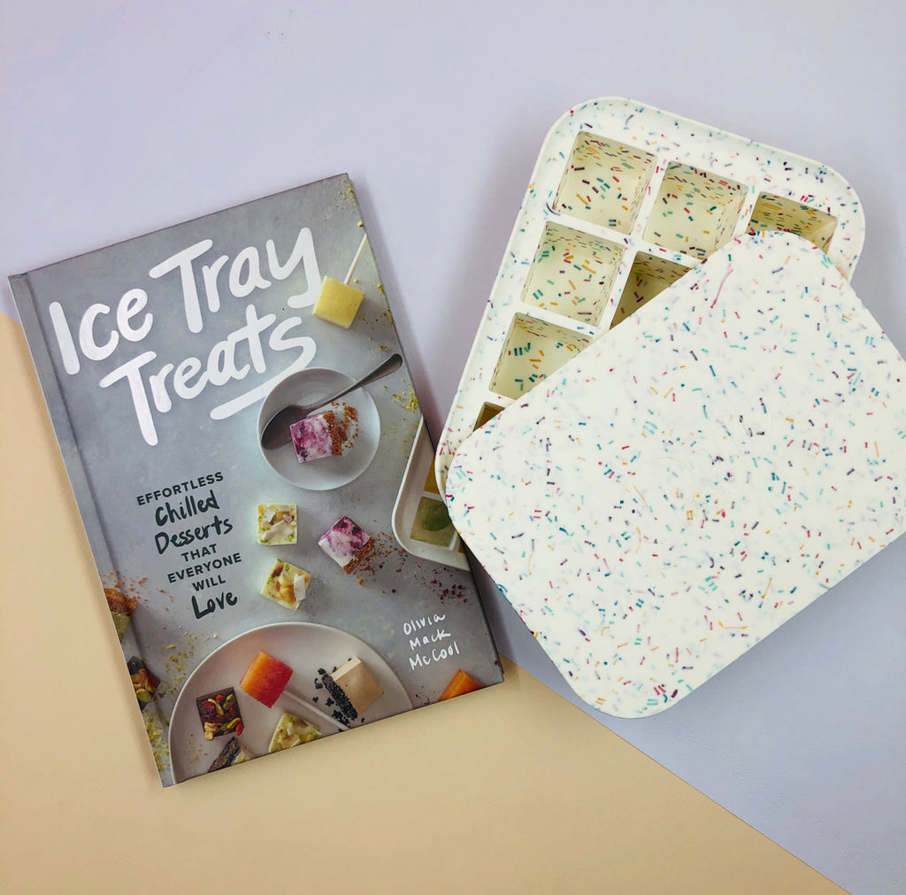 Ice Tray Treats Book With Ice Tray