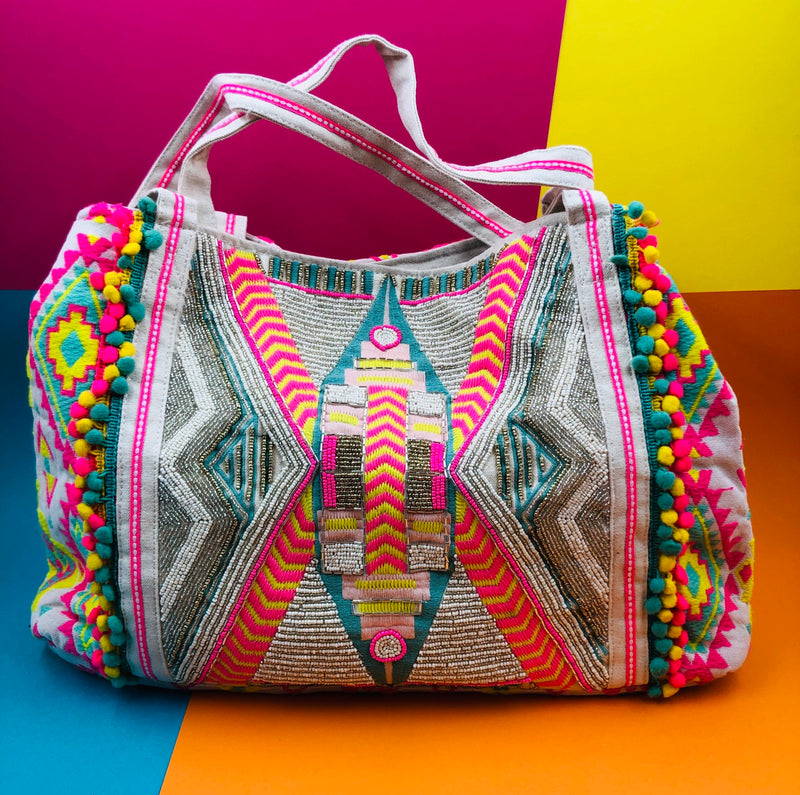 The Impala Aztec Tote