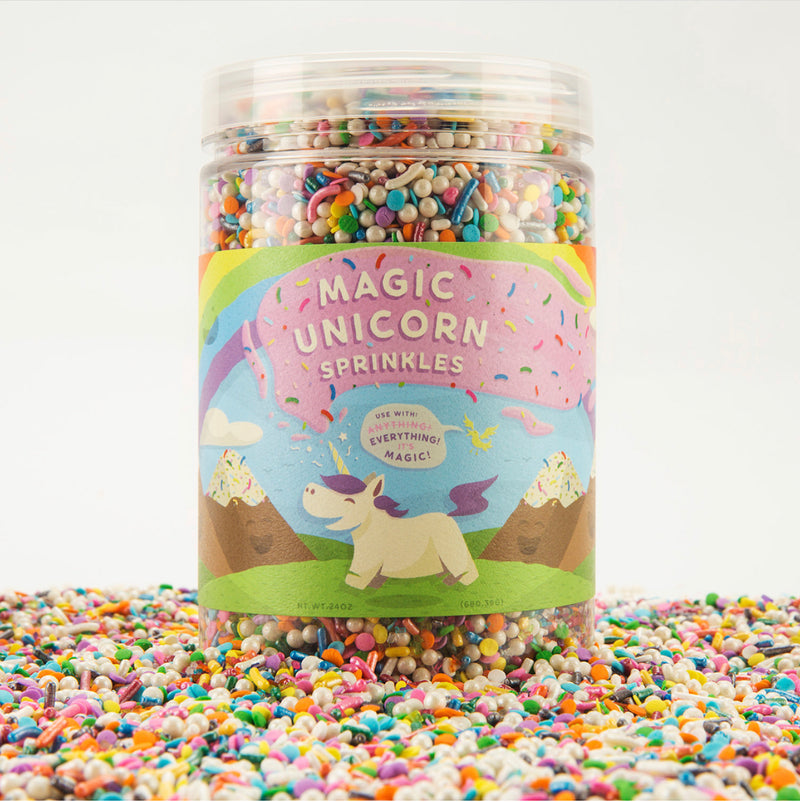 Magic Unicorn Sprinkle Sundae Set