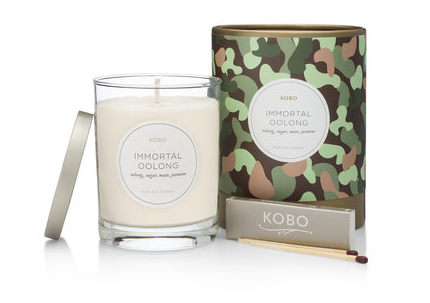Kobo Candle - Immortal Oolong