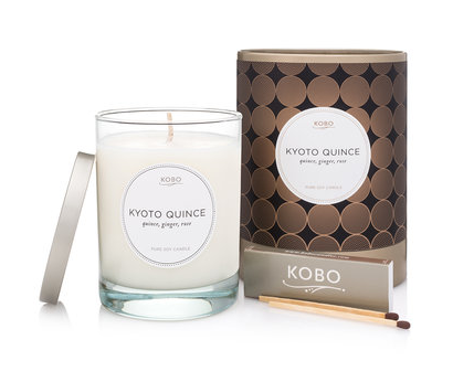 Kobo Candle - Kyoto Quince