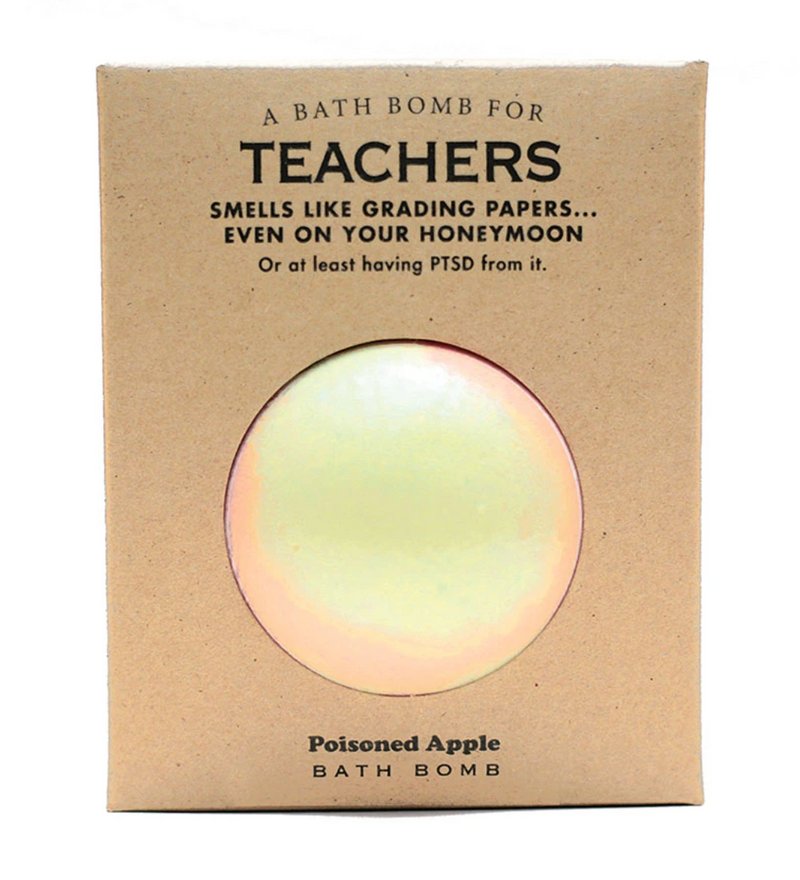 Whiskey River Bath Bomb - Teachers