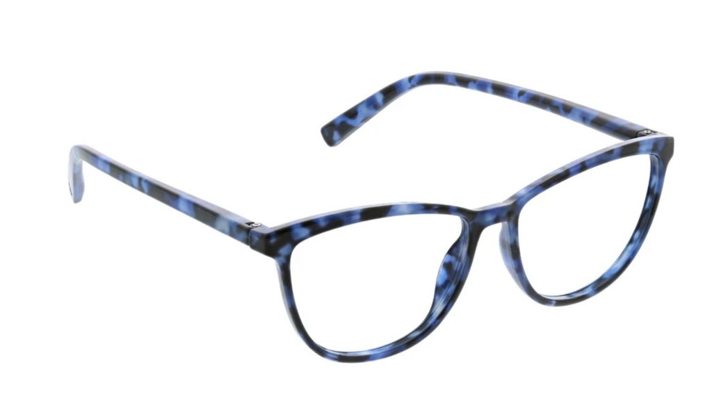 Peepers With Blue Light Bengal - Navy Tortoise