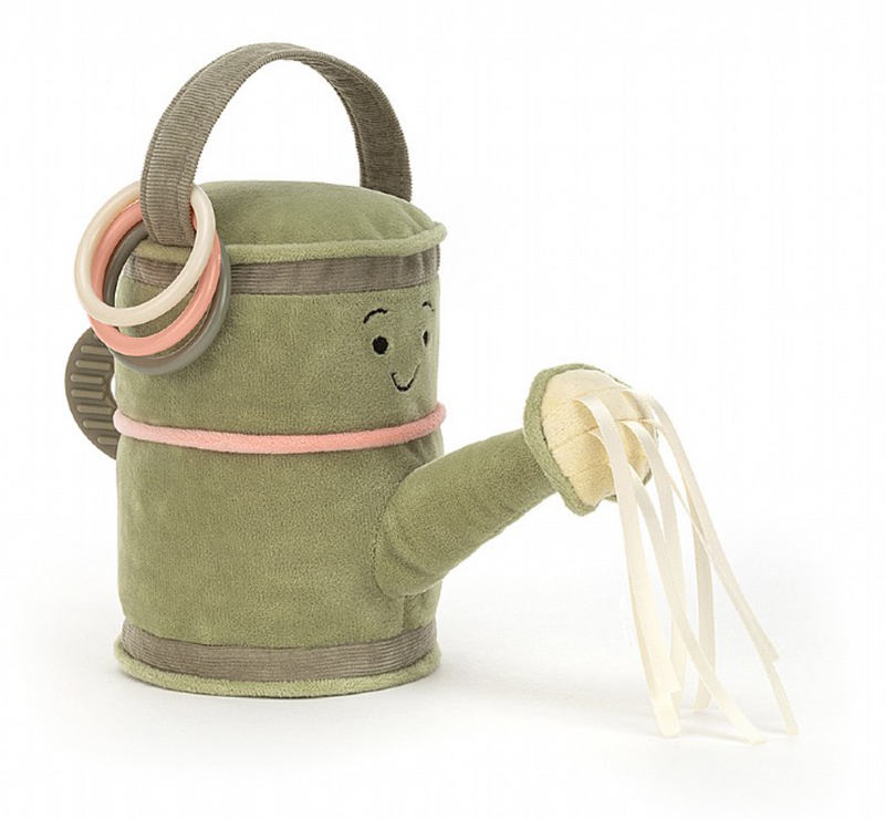 Jellycat Activity Whimsy Garden Watering Can