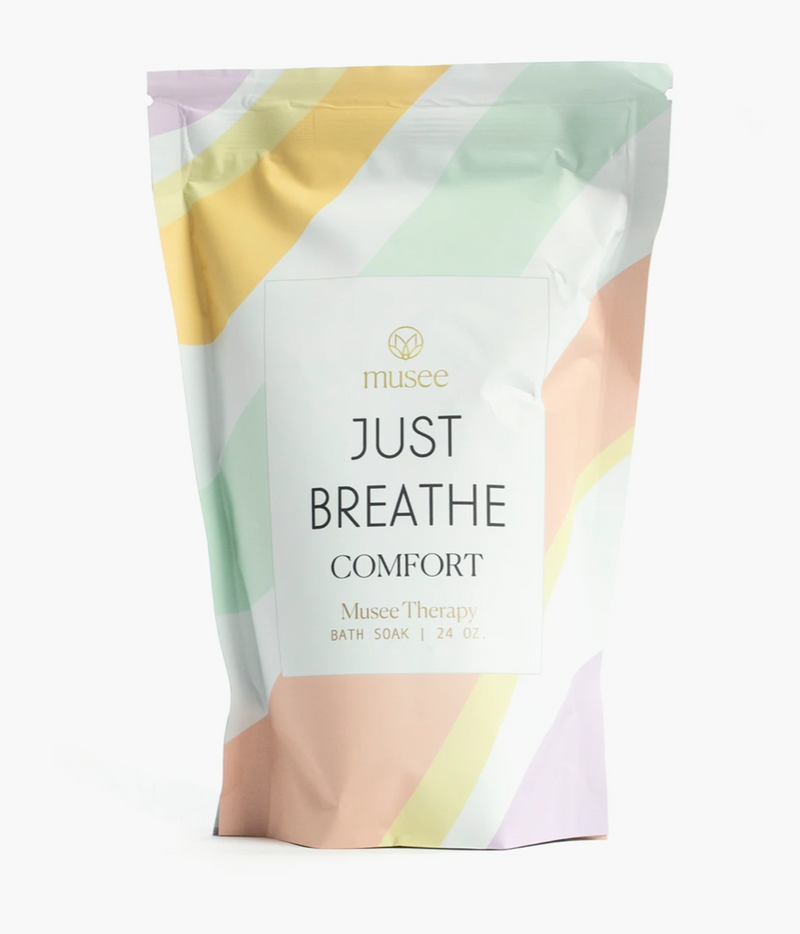 Musee Bath Soak Just Breathe