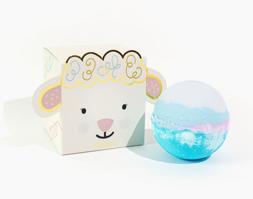Musee Bath Bomb - Little Lamb Boxed