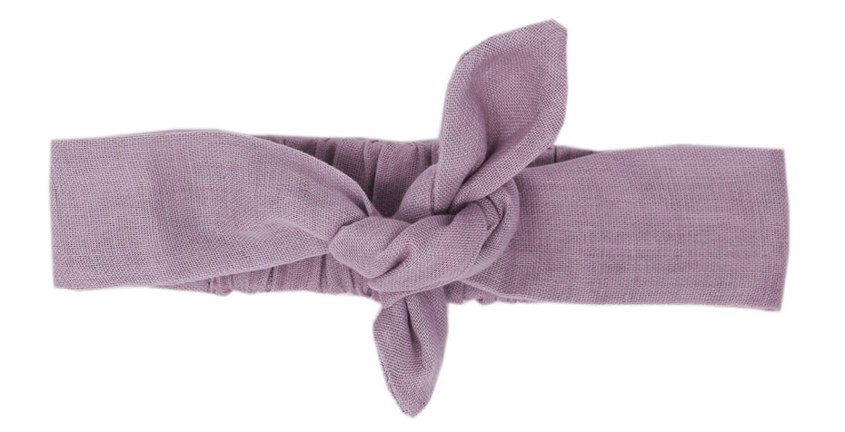 Loved Baby Organic Muslin Tie Headband