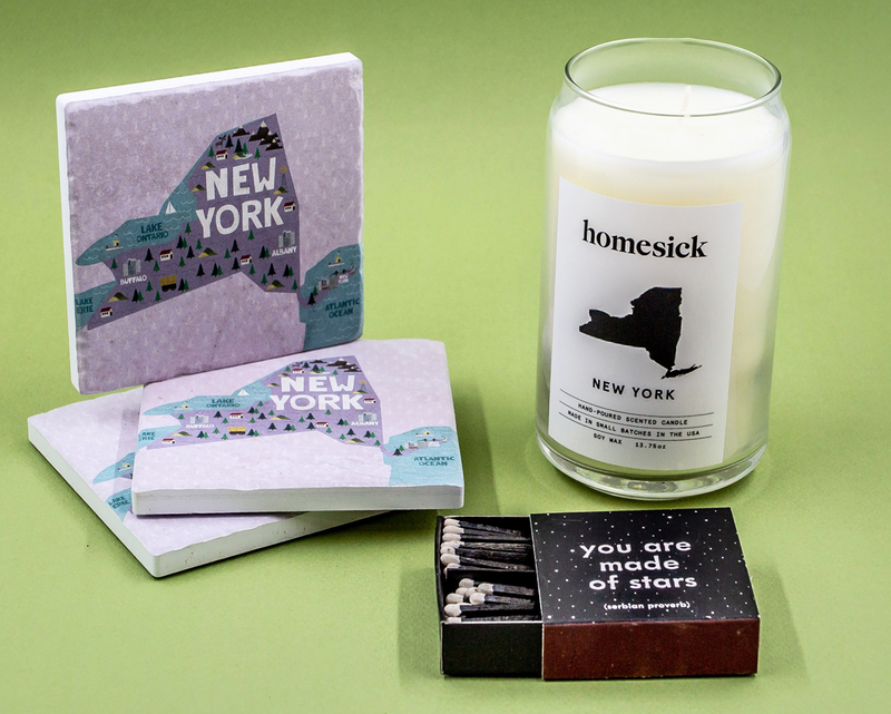 Homesick Candles - New York