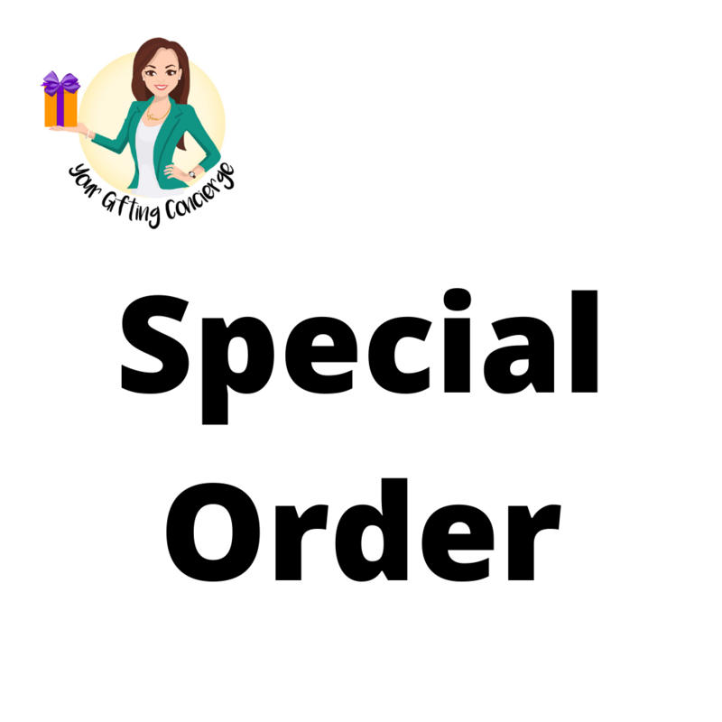 Special Order W.B.