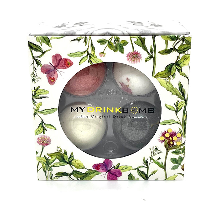 My Drink Bomb - Botanical 4 Pack