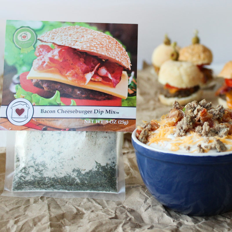 Country Home Creations - Bacon Cheeseburger Dip Mix