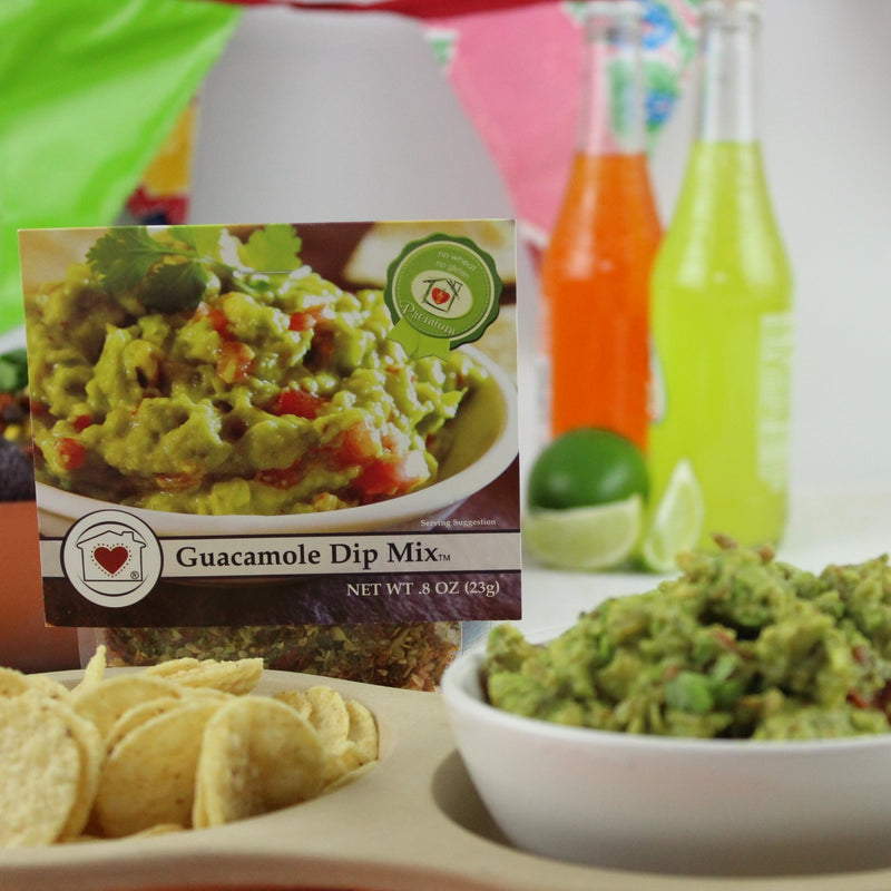 Country Home Creations - Guacamole Dip Mix