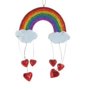 Ornament Showers of Love Rainbow
