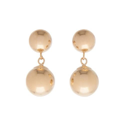 Enewton  Clarity Stud Earring Gold