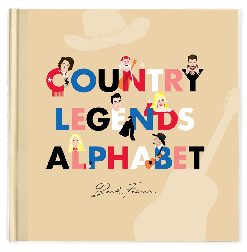 Alphabet Legends - Country