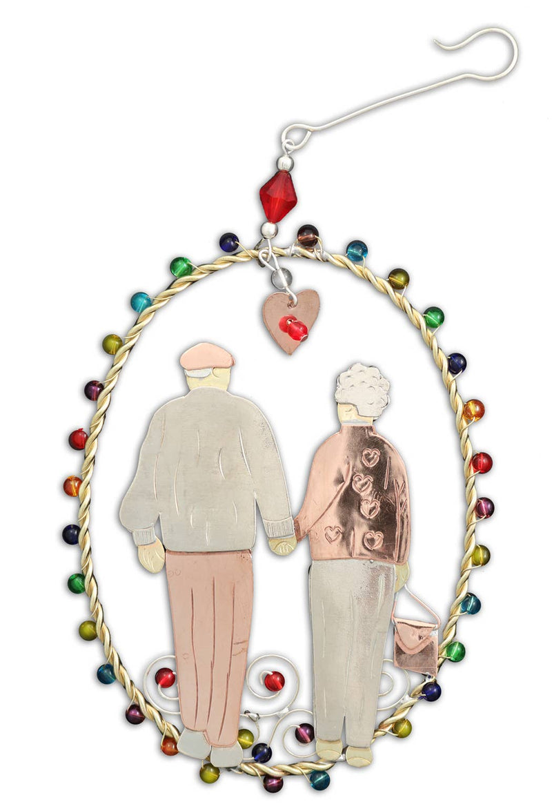 Pilgrim Imports - Still In Love - Christmas Ornament