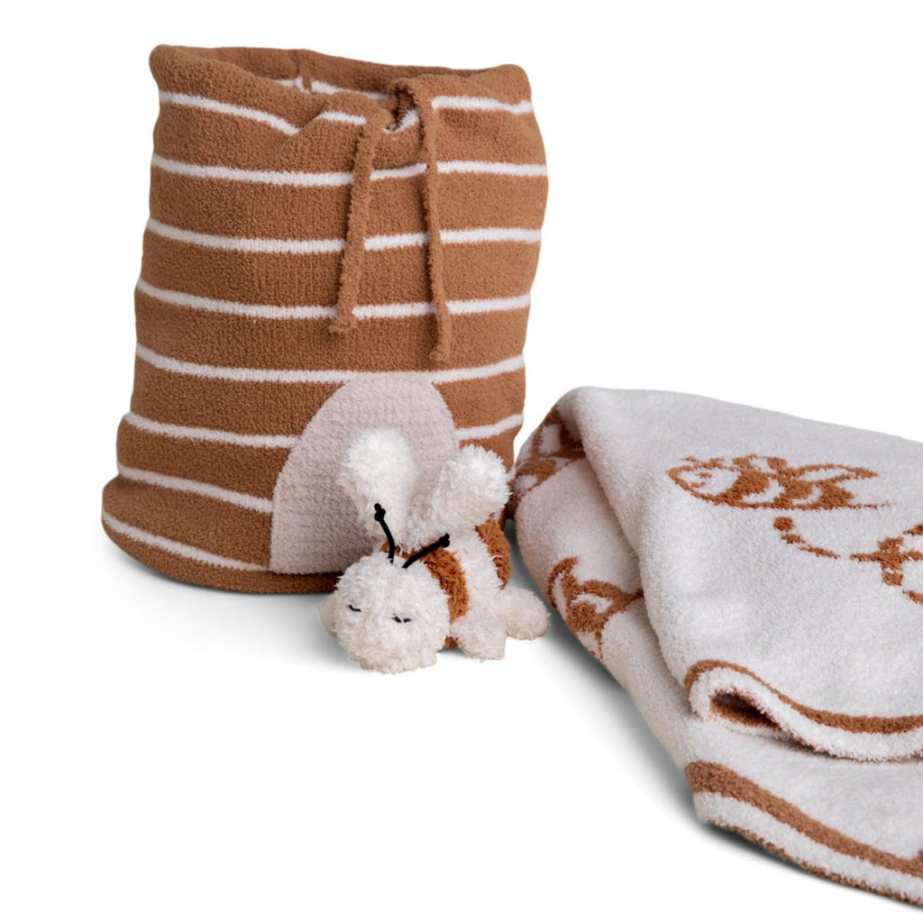 Barefoot Dreams CozyChic Baby Bee Bundle